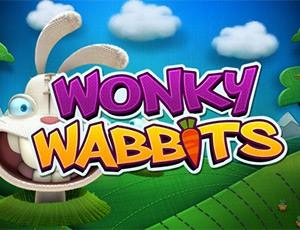 Игровой автомат Wonky Wabbits на деньги играть онлайн