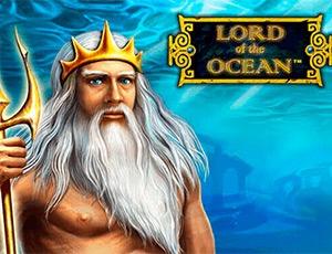 Игровой автомат Lord Of The Ocean играйте бесплатно