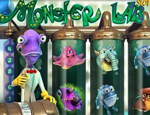 Игровой автомат Monster Lab бесплатно играть онлайн