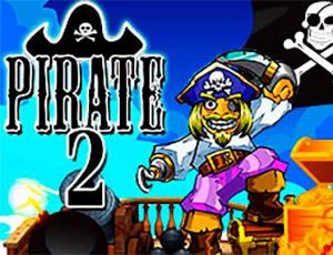 Игровой автомат Pirate 2 поиграть на деньги