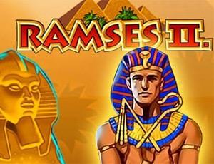 Игровой автомат Ramses II играть бесплатно