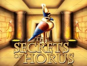 Играть онлайн в игровой автомат Secrets of Horus