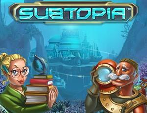 Играть в игровой автомат Subtopia с деньгами