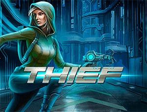Игровой автомат Thief играть бесплатно онлайн