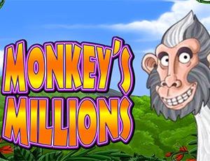 Игровой автомат Monkey's Millions играть бесплатно онлайн