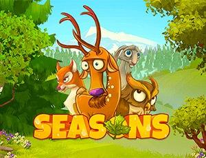 Игровой автомат Seasons бесплатно играть онлайн