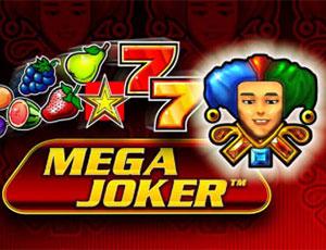 Игровой онлайн автомат Mega Joker с выводом денег