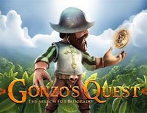 Игровой онлайн автомат Gonzo's Quest на реальные деньги