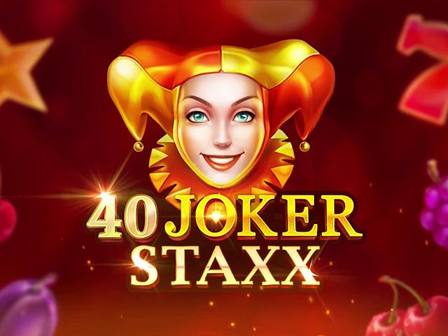 40 Joker Staxx: 40 Lines
